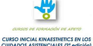 APETO imparte el Curso InicialKinaestheticsen Cuidados Asistenciales