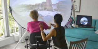 BikeAround: actividad física y la reminiscencia para mejorar el bienestar de pacientes con demencia