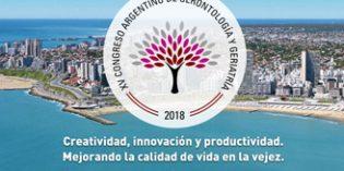 XV Congreso Argentino de Gerontología y Geriatría