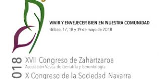 Todo listo para elXVII Congreso de Zahartzaroa y X Congreso de la Sociedad Navarra de Geriatría