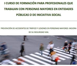 geriatricarea DGT Curso online prevencion de accidentes de trafico y lesiones
