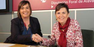 Diputación de Álava colaborará en 5 programas de AFA Araba destinados a personas con demencia