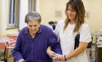 geriatricarea Navarra personas en situación de dependencia