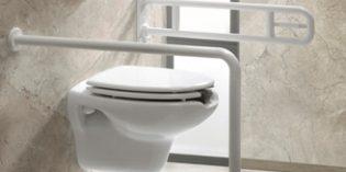 Presto Equip crea baños accesibles y seguros para personas con movilidad reducida