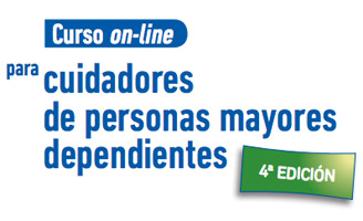 IV edición delcurso online gratuitopara Cuidadores de Personas Mayores Dependientes de la SEGG
