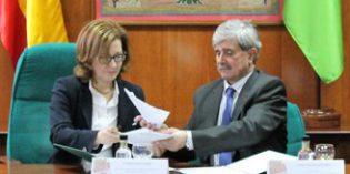 La ULE y Alzheimer León seguirán colaborando en la lucha contra el Alzheimer y otras demencias