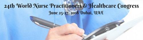 geriatricarea World Nurse Practitioners Healthcare Congress