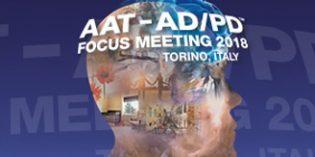 AAT-AD/PDTMFocus Meeting 2018 mostrará los últimos avances el tratamiento de enfermedades neurodegenerativas