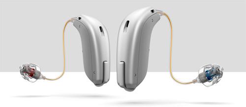 geriatricarea audifono Oticon Opn