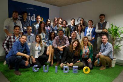 Las startups Cuideo y Jobin colaboran para generar empleo entre cuidadores y profesionales de reformas