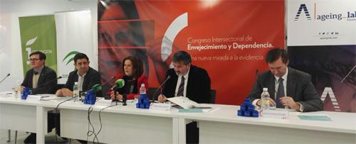 Geriatricarea Congreso Intersectorial de Envejecimiento y Dependencia