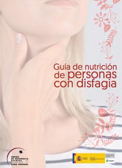 Geriatricarea Imserso Ceadac Guía de nutrición para personas con disfagia