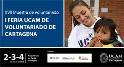 geriatricarea Amavir Feria de Voluntariado de Cartagena