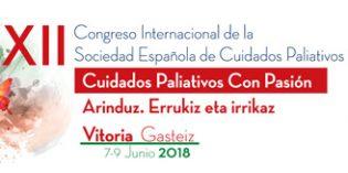"""""""Cuidados Paliativos con Pasión"""", lema del XII Congreso Internacional de la SECPAL"""