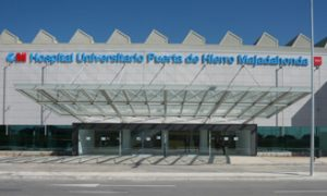 La UAPI del Hospital Puerta de Hierro reduce a la mitad los ingresos de mayores institucionalizados