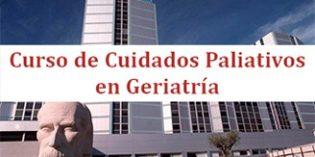 La SEGG convoca elcurso presencial de cuidados paliativos en Geriatría