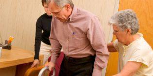 Consecuencias de las caídas en las personas mayores