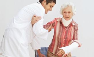 geriatricarea caídas personas mayores