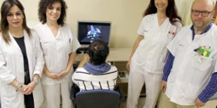 El Hospital de Toledo apuesta por la realidad virtual para recuperar la movilidad de las articulaciones