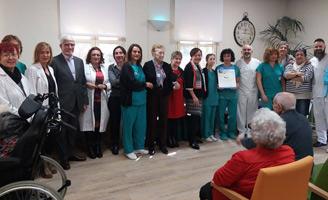 geriatricarea Centro Asistencial Gallarta Libera Dignos