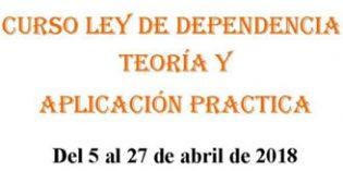 La Universidad de Granada imparte un curso sobre teoría y aplicación práctica de la Ley de Dependencia