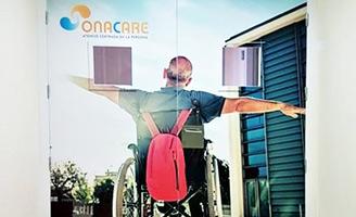 geriatricarea OnaCare unidad de discapacitados físicos