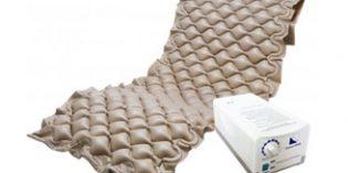Los colchones antiescaras son clave en la prevención y tratamiento de las úlceras por presión