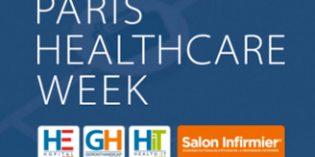 La feria Paris Healthcare Week se celebrará este año del 29 al 31 de mayo