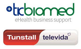 geriatricarea Tunstall Televida TICBiomed Salud Digital