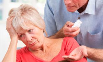geriatricarea antipsicótico puede aliviar los síntomas de la psicosis en personas con Alzheimer