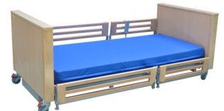 La camaNANTES garantiza un descanso confortable y reparador a las personas mayores