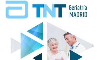 geriatricarea nutrición Congreso TNT Geriatría Madrid