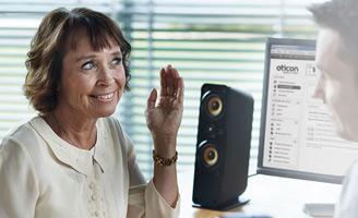 geriatricarea pérdida auditiva demencia oticon