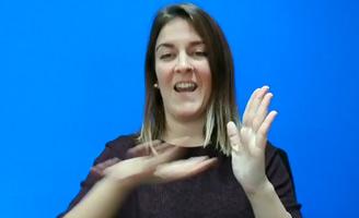 geriatricarea teleasistencia lengua de signos CNSE
