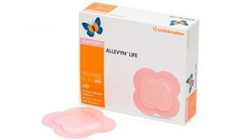 geriatricarea Allevyn Life úlceras por presión