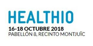 Healthio 2018 tendrá lugar del 16 al 18 de octubre en Fira Barcelona