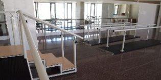 El Hospital del Mar en Barcelona abre su nueva área de rehabilitación para pacientes con discapacidad