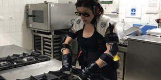 El traje de simulación de edad MAX permite ponerse en la piel las personas mayores con limitaciones