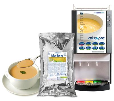 geriatricarea Nestlé Health Science Meritene Vitacrem.