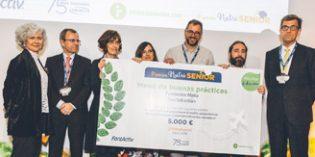 Dos proyectos para mejorar la nutrición de personas con demencia, logran los Premios Nutrisenior 2018