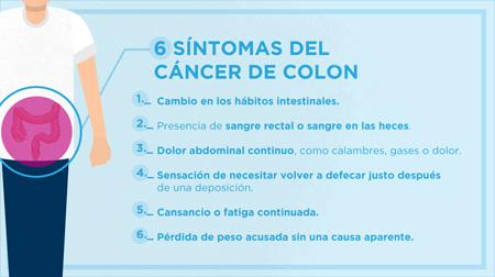 geriatricarea cancer de colon sanitas