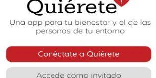 """Cruz Roja lanza """"Quiérete"""" una app gratuita para la práctica de hábitos de vida saludables"""