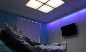 El sistema de iluminación HealWell favorece el sueño saludable, alivia la ansiedad y mejora el bienestar