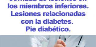 El CRE Discapacidad y Dependencia imparte una jornada sobre pie diabético