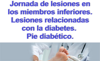 geriatricarea pie diabético