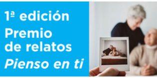 """El concurso de relatos """"Pienso en ti"""" da protagonismo a los mayores con demencia y sus familiares"""