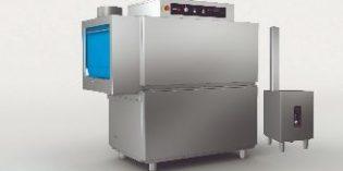 Los nuevos lavavajillas a gas permiten ahorrar el 60% de energía en las cocinas de colectividades