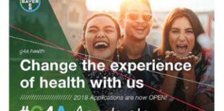 Abierto el plazo de candidaturas para su aceleradora de startups de salud de Bayer