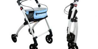 El nuevo andador de KMINA destaca por su diseño, funcionalidad y seguridad