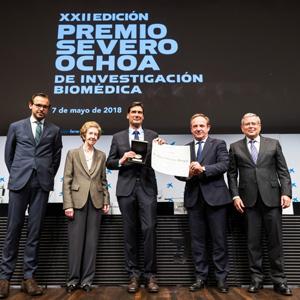 geriatricarea Manuel Serrano premio Severo OchoaInvestigacion
